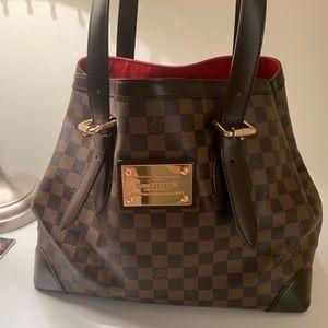 Louis Vuitton Hampstead MM Shoulder Bag